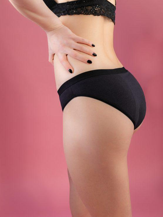 Majtki menstruacyjne bawełniane Trust underwear